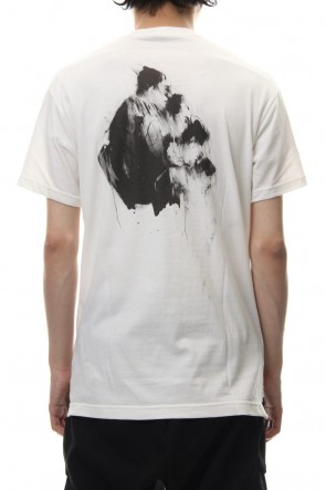 The Viridi-anne 19SS Patricia March Back print T-shirt ver.2