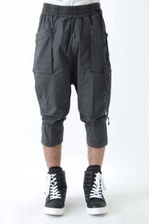 DIET BUTCHER SLIM SKIN 17SS 17SS Garment dyed cargo pants