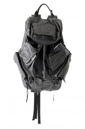 JULIUS 18SS MILITARY BACKPACK