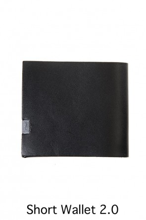 No,No,Yes! BASIC Shosa - No,No,Yes! BASIC Short Wallet 2.0 BLACK