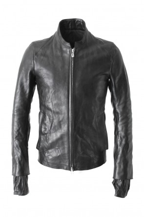 SADDAM TEISSY 17-18AW Horse Leather Jacket
