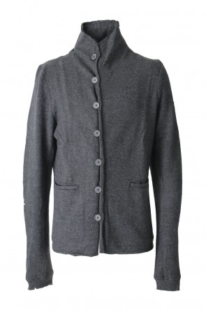 Cardigan Frieso Linen Wool Slate