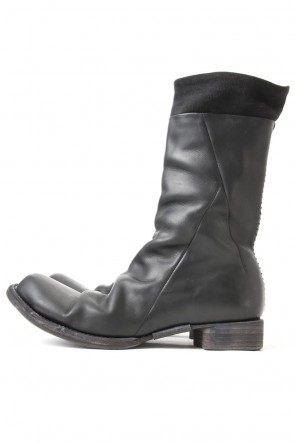 DEVOA 17-18AW Calf Leather Boots