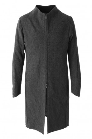 Coat Silk Wool