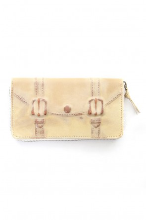 MIHARAYASUHIRO Classic Advan Invisible Long Wallet