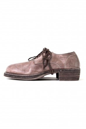 Classic Derby - Baby Buffalo Grain Leather