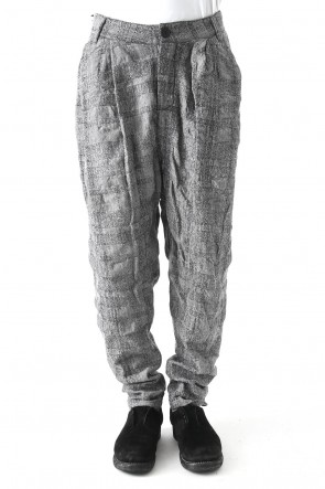 Trousers haimo Wool Cotton
