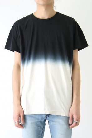DIET BUTCHER SLIM SKIN 18SS Magic Hour Gradation T-shirt