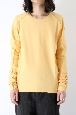 individual sentiments 18SS Long Sleeve T-shirt CT28 Basic Jersey