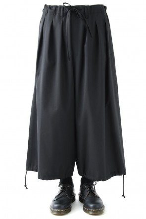Ground Y 18SS Balloon Pants Double Serge