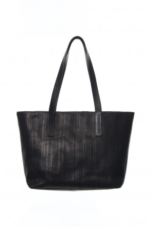 "sinistra 18-19AW Tote Bag ""480"" Stitch Storm"