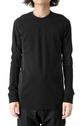 Long Sleeve Anatomical Cutting