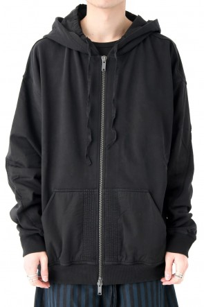 DAMIR DOMA 18SS Heavy Jersey Hoodie WEKE