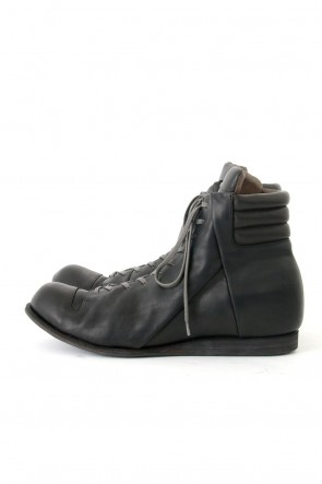 DEVOA 16-17AW Side Zip Leather Shoes