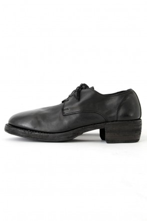Derby Shoes Double Sole - Horse Full Grain Leather