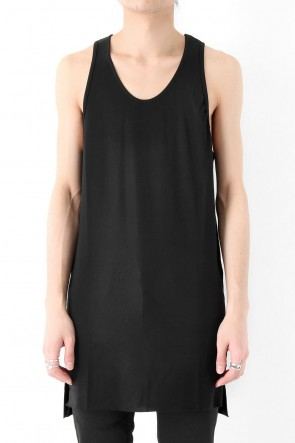 DIET BUTCHER SLIM SKIN 18SS Long Tank Top