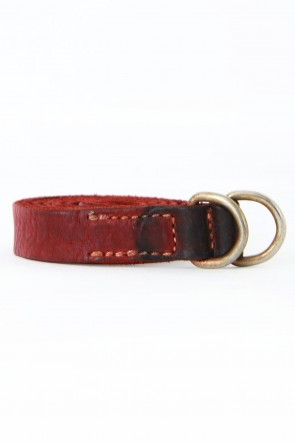 Guidi Classic Bison Leather Belt