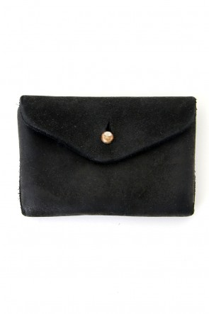 Guidi Classic Leather Coin Case