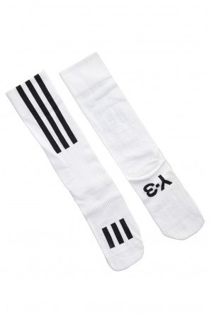 Y-3 19SS Y-3 Tech Socks White