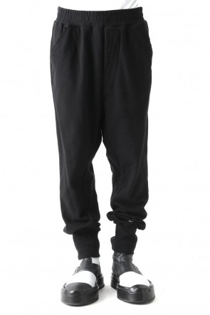 COTTON SWEAT TRACK PANTS Ver.1