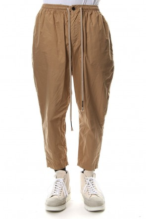 The Viridi-anne 19SS Chino pants Khaki