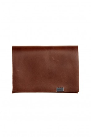 No,No,Yes! BASIC Shosa - No,No,Yes! BASIC Short Wallet 1.0 Dark Brown
