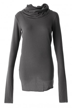 AF ARTEFACT 17-18AW Twist Neck Top ag-1065