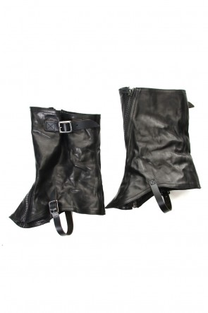 SADDAM TEISSY19-20AWHorse Leather Boots Gaiter - ST109-0079A