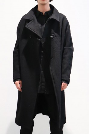 JULIUS 19-20AW DIVIDED COAT