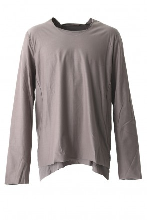 LONG SLEEVE T-SHIRTS 11/7F-LJ26 BASIC JERSEY