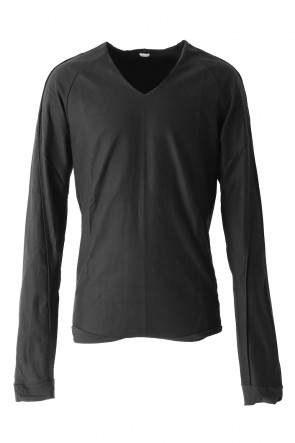 LONG SLEEVE T-SHIRTS CT34-LJ26 BASIC JERSEY