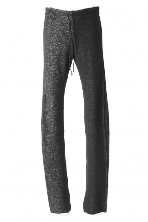 individual sentiments 13-14AW Pants PA42-LJ28 Compressed Wool Pile