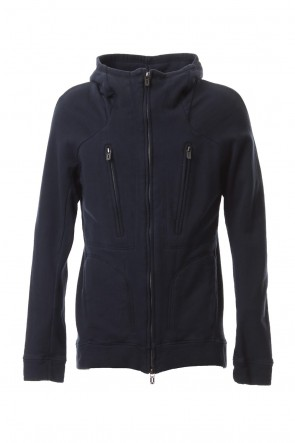 SADDAM TEISSY 19-20AW Fleece cold dyed Parka - ST101-0049A Navy