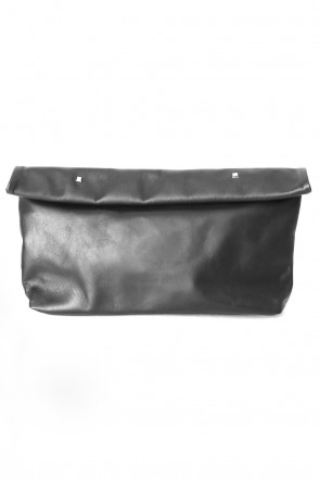 17S Leather clutch bag
