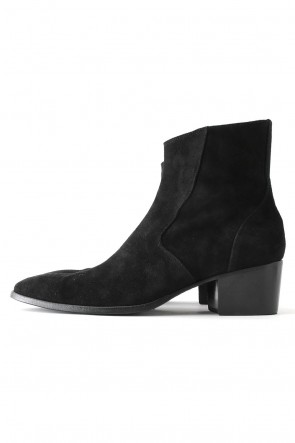 GalaabenD 17-18AW VELOUR SUEDE BOOTS