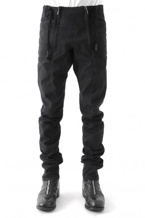 Saddam Teissy - Product dyed High Density Cotton x Hemp Stretch Twist Pants