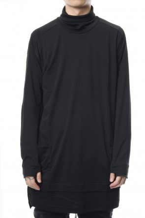 The Viridi-anne 18-19AW Smooth Turtleneck Long Sleeve T