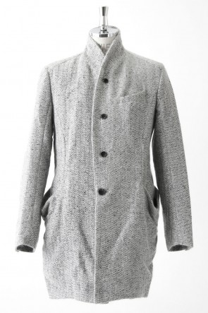 Nep Wool Mohair Jacket