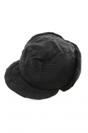 The Viridi-anne 18-19AW Reinhard Plank Stripe Hat