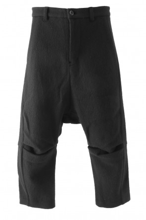 Pants PA71-MJ20 COMPRESSION WOOL JERSEY