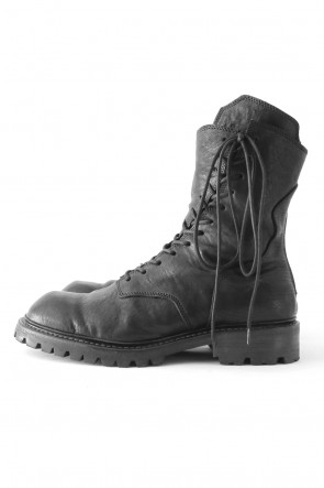 JULIUS18PSTWISTED MILITARLY BOOTS