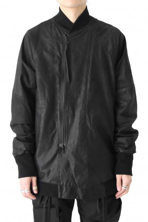 JULIUS 18SS BOMBER JACKET - JULIUS