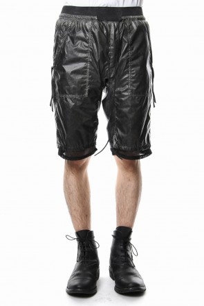 SADDAM TEISSY 19SS Products dyed Cordura nylon shorts - ST107-0039S
