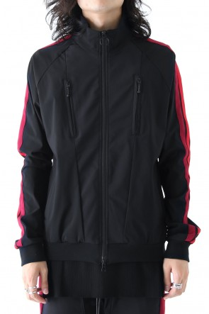 Lined Track Jacket