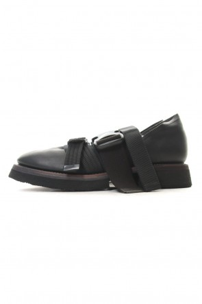The Viridi-anne 19SS Belt shoes