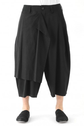 Right Side Hanging Cloth Gabardine Pants