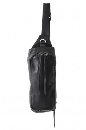 Oiled Leather Body Bag