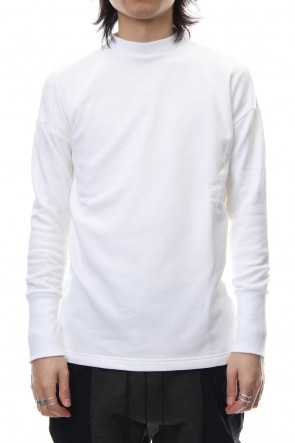 RIPVANWINKLE 19PS Trainer L/S WHITE R+056