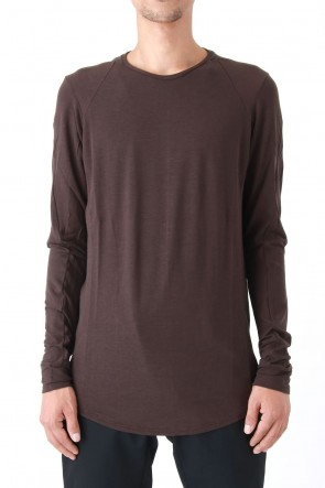 DEVOA 16-17AW Long Sleeve 160/2 Cotton Jersey