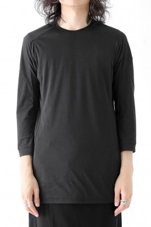 Three-quarter Sleeve Egyptian Cotton Jersey (GIZA)